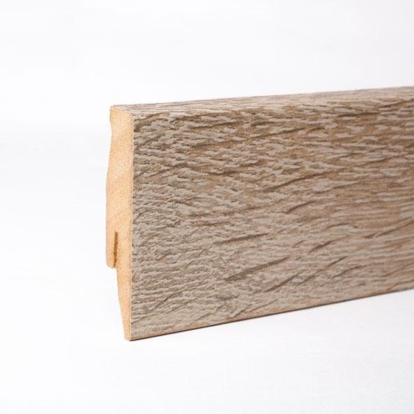 PANGISTEP Sockelleiste foliert pinie gekalkt 60 mm MDF
