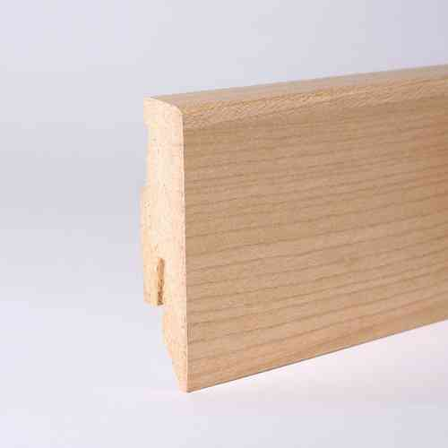 PANGISTEP Sockelleiste foliert wood apple 60 mm MDF
