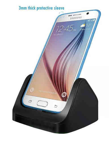 Totalcase Samsung Galaxy S6 S6 Edge Dockingstation Kabel EC0072