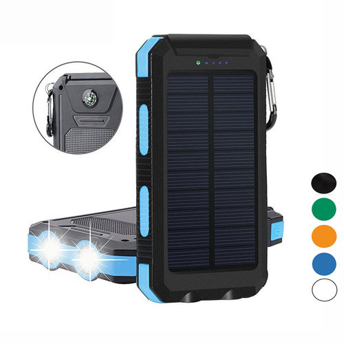Totalcase Prime Solar Powerbank 2-Port Akku EC0082